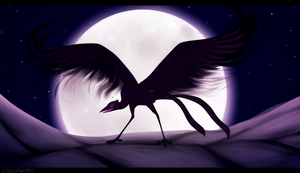 Overshadow The Moon by NairaSanches