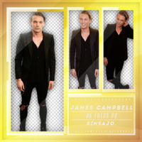 +Jamie Campbell photopack png by ForeverTribute
