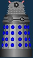 Daleks Invasion Earth 2150 A.D. Paradigm Dalek [4] by DoctorWhoOne
