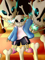 Sans by rooxx13