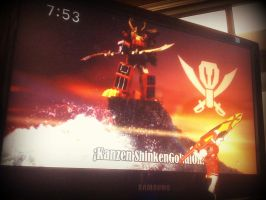 Use for good our Great Shinken Power by Alucard4
