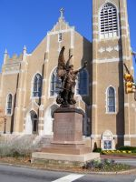 Confederate Monument 01 by DKD-Stock