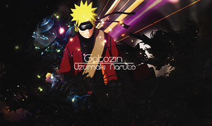 Uzumaki Naruto by Thronicks