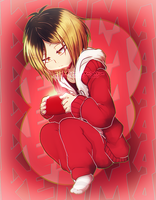 HQ!! - Kenma Kozume by miulk