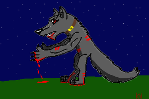 wolf mutt by HungerGamesTribute45