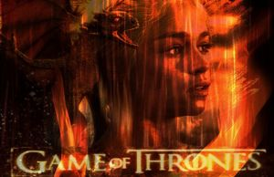 Daenerys Targaryen_ Game of thrones wallpaper3 by DarkElektra