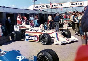 Arrows A8 (Great Britain 1985) by F1-history