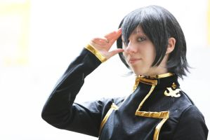 Lelouch Lamperouge by Kigane