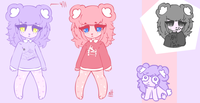 selling character points/paypal by puffnya