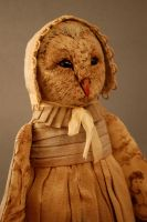 Abby Owl by Woodedwoods