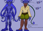 Fan Demon Paenitentiae Mensrea by AmyTheHedgehog