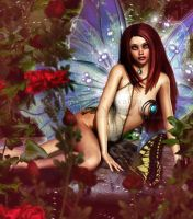 Secret Garden by Fae-Melie-Melusine