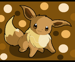 Eevee- Tablet test by The-Cactus-Runner