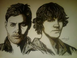 Supernatural: Winchesters WIP by StevenWilcox