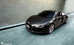 Audi Underground II by Mishari-Alreshaid