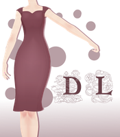 .:: MMD - Pencil Dress Download ::. by AneCoco