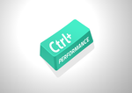 Ctrl Performance Logo [DRAFT] by adamjamescooper