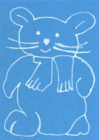 Mouse ACEO by calzephyr