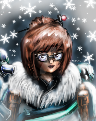 Be A-mei-zing by StrayQrow