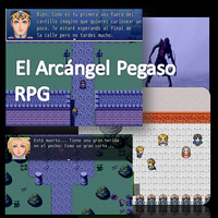 First images of my RPG by MilleniumPegaso