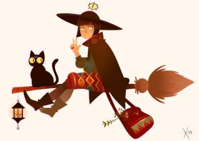 witchsona by Nadiezda