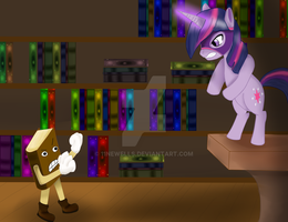 Twilight cracking the books by 11newells