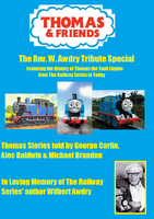 The Rev. W. Awdry Tribute Special voting art by skullzproductions