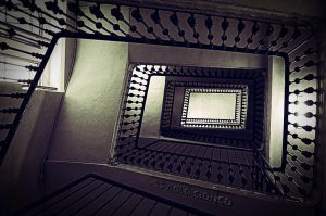 Stairs by Cionco