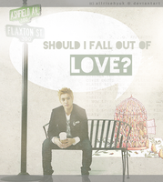 seungho - should i fall out of love? by AllRiseHyuk