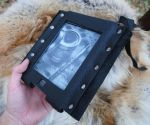 Leather Steampunk Kindle Case 2 by Epic-Leather