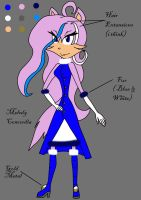 CE: Re-dress up Melody Concordia by Doggshort2