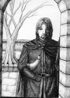 Boromir by heatherbunny