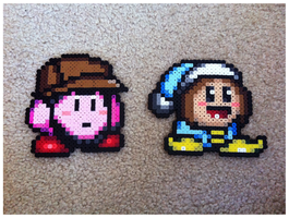 Game Grumps - Kirby Sprites by Night-TAG