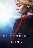 Supergirl - 2015 TV Poster by CAMW1N