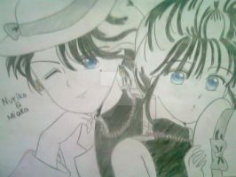 miaka and nuriko by Jhennica0987654321