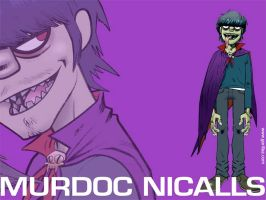 Murdoc by SemperBellis