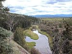 Moose Creek Alaska by Changeizzm