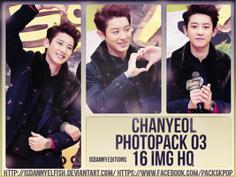 Chanyeol (EXO) - PHOTOPACK#03 by JeffvinyTwilight