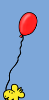 Animals with Balloons: Giraffe by AnyLuck