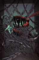 Commish 85 Spawn Color Ruffy by RobDuenas