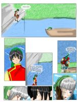 Tir And Kit- Page One by kitphiroth