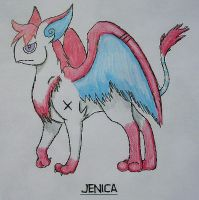 Jenica by Ceata88