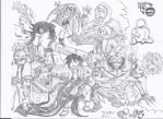 FMA Brotherhood Action by chiggenboi