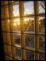 Morning sun in little windows by BimaFatima