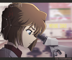In The Lab by seichi-desu
