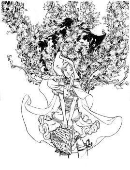 RED RIDING HOOD_90 minutes by EricCanete