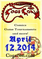 Cogscon  2014 by AmaltheaTwin