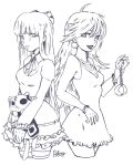 Panty and Stocking by Hellenor