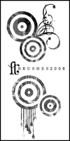 Target Brushes by missfairytaled