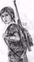 The Last of Us. Ellie by MaXymuSFM